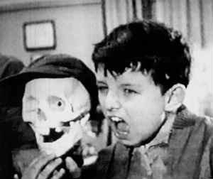 Skull from Psycho